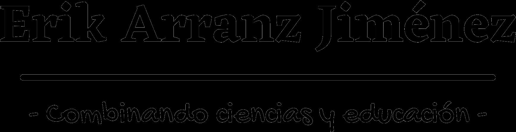Erik Arranz Jiménez